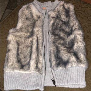 Gymboree size 10/12 girls vest